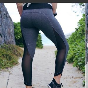 Lululemon run around tight